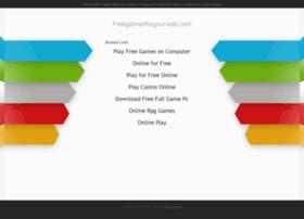 freegamesforyourweb.com