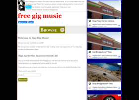 freegigmusic.com