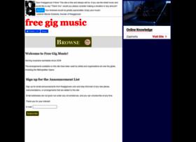 freegigmusic.com