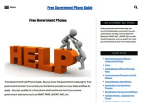 freegovernmentcellphoneguide.com