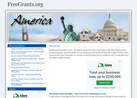 freegrants.org