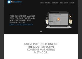 Freeguestpost.com