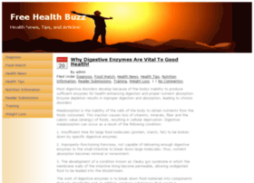 freehealthbuzz.com
