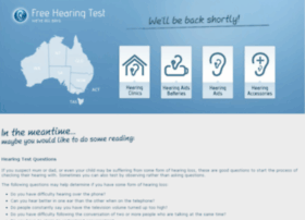freehearingtest.com.au