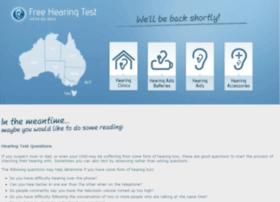 freehearingtest.com.au