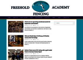 freeholdfencingacademy.com