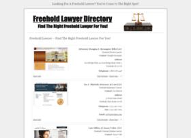 freeholdlawyer.com