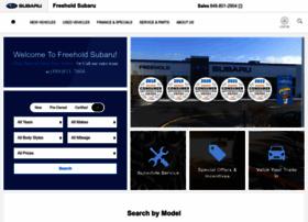 freeholdsubaru.com