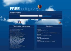 freehosting.cz