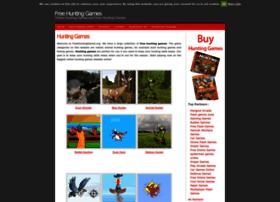freehuntinggames.org
