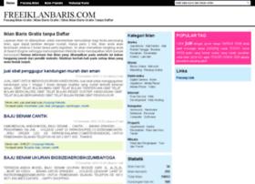 freeiklanbaris.com