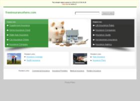 freeinsurancehere.com