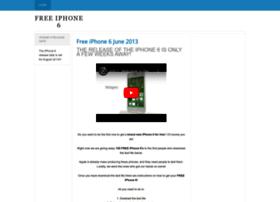 freeiphone6free.blogspot.ca