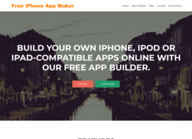 freeiphoneappmaker.com