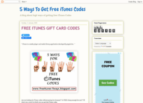 freeitunes-5ways.blogspot.com