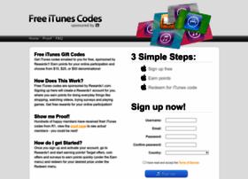 freeitunescodes.com