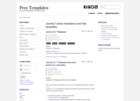 freejoomlatemplates.lavinya.net