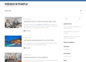 freekicktemple.com
