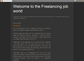 freelance-freelancer-and-freelancing.blogspot.com