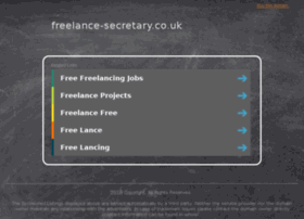 freelance-secretary.co.uk