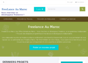 freelanceaumaroc.com