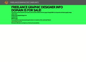 freelancegraphicdesigner.info