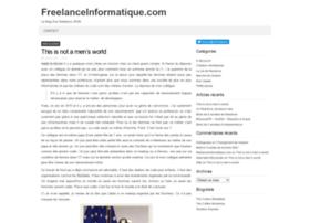 freelanceinformatique.com