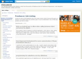 freelancejobs.bizcentral.com