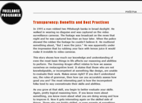 freelanceprogramer.blog.hr