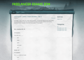 freelancerexamanswers.weebly.com