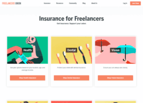 freelancersinsuranceagency.com