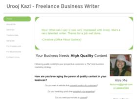 freelancewriterurooj.com