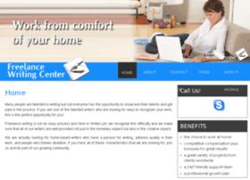 freelancewritingcenter.org