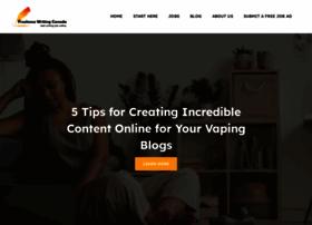 Freelancewritingjobs.ca