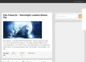 freeleakedalbum.com