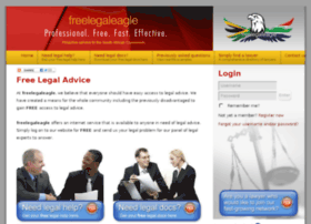 freelegaleagle.co.za