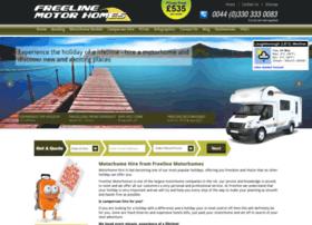 freelinemotorhomes.co.uk