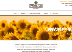 freelineorganicfood.com
