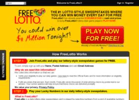 freeloto.com