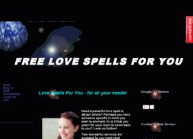 freelovespells4you.webs.com