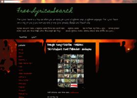freelyricssearch.blogspot.com