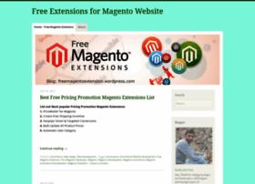 freemagentoextension.wordpress.com