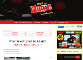 freemagictricks4u.com