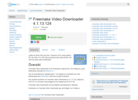 freemake-video-downloader.updatestar.se