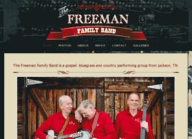 freemanfamilyband.com