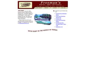 freemansmotel.com