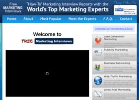 freemarketinginterviews.com