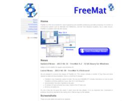 freemat.sourceforge.net