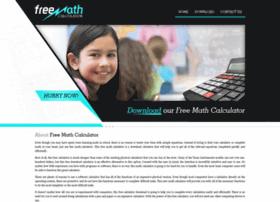 freemathcalculator.com
