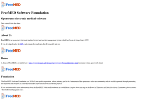 freemedsoftware.com